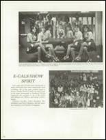 1980 Eagle Point High School Yearbook Page 108 & 109