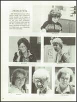 1980 Eagle Point High School Yearbook Page 118 & 119