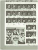 1980 Eagle Point High School Yearbook Page 128 & 129