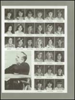 1980 Eagle Point High School Yearbook Page 142 & 143