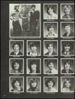 1980 Eagle Point High School Yearbook Page 158 & 159