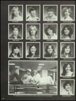 1980 Eagle Point High School Yearbook Page 162 & 163