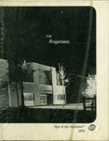 1979 Yearbook Rogers High School
