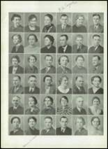 1937 Ossining High School Yearbook Page 10 & 11
