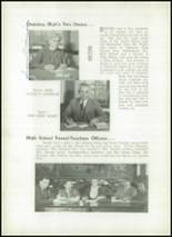 1937 Ossining High School Yearbook Page 12 & 13