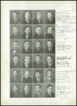 1937 Ossining High School Yearbook Page 16 & 17