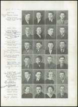 1937 Ossining High School Yearbook Page 18 & 19