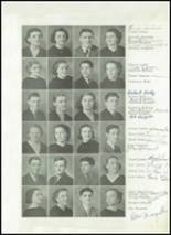 1937 Ossining High School Yearbook Page 22 & 23