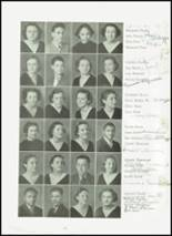 1937 Ossining High School Yearbook Page 26 & 27