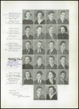 1937 Ossining High School Yearbook Page 28 & 29