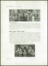 1937 Ossining High School Yearbook Page 54 & 55