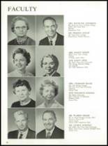 1966 Denison High School Yearbook Page 18 & 19