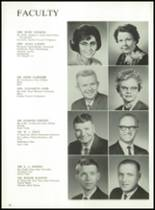 1966 Denison High School Yearbook Page 20 & 21