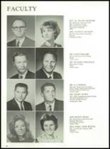 1966 Denison High School Yearbook Page 22 & 23
