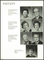 1966 Denison High School Yearbook Page 24 & 25