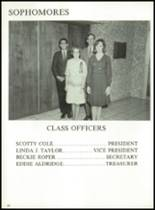 1966 Denison High School Yearbook Page 28 & 29