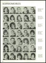 1966 Denison High School Yearbook Page 30 & 31