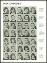 1966 Denison High School Yearbook Page 34 & 35
