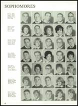 1966 Denison High School Yearbook Page 36 & 37