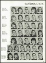 1966 Denison High School Yearbook Page 38 & 39