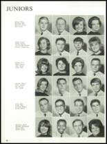 1966 Denison High School Yearbook Page 48 & 49