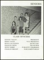 1966 Denison High School Yearbook Page 54 & 55