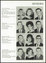 1966 Denison High School Yearbook Page 56 & 57