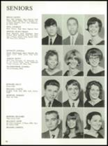 1966 Denison High School Yearbook Page 58 & 59