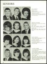 1966 Denison High School Yearbook Page 64 & 65