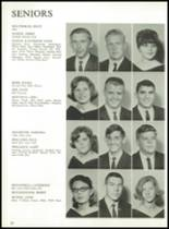1966 Denison High School Yearbook Page 66 & 67