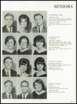 1966 Denison High School Yearbook Page 70 & 71