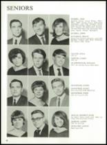 1966 Denison High School Yearbook Page 76 & 77