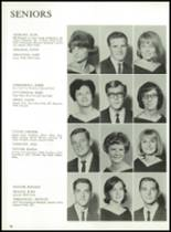 1966 Denison High School Yearbook Page 78 & 79