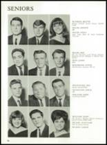 1966 Denison High School Yearbook Page 80 & 81