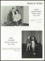 1966 Denison High School Yearbook Page 82 & 83