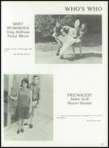 1966 Denison High School Yearbook Page 84 & 85