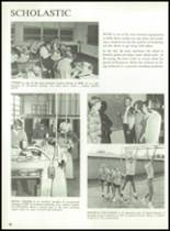1966 Denison High School Yearbook Page 92 & 93
