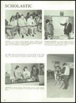 1966 Denison High School Yearbook Page 96 & 97