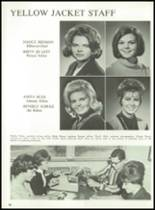 1966 Denison High School Yearbook Page 102 & 103