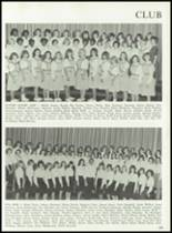 1966 Denison High School Yearbook Page 112 & 113