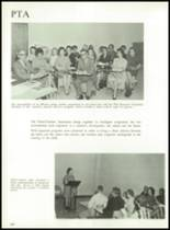1966 Denison High School Yearbook Page 122 & 123