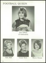 1966 Denison High School Yearbook Page 140 & 141