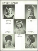 1966 Denison High School Yearbook Page 142 & 143