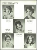 1966 Denison High School Yearbook Page 144 & 145