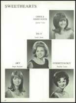 1966 Denison High School Yearbook Page 146 & 147