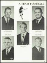 1966 Denison High School Yearbook Page 152 & 153