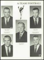 1966 Denison High School Yearbook Page 154 & 155