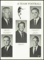 1966 Denison High School Yearbook Page 156 & 157