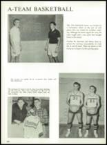 1966 Denison High School Yearbook Page 166 & 167