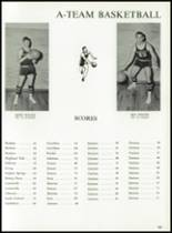 1966 Denison High School Yearbook Page 168 & 169